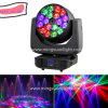 새로운 Beam&Wash 18*15W LED Moving Head Lighting DJ Beam