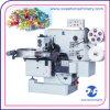 Automatische verpackenverpackungs-Maschinen-Papier-Süßigkeit, die Maschinerie einwickelt