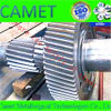Geschmiedetes Steel Gear und Gear Shaft