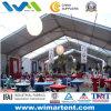 15mx40m Палатка Прозрачный и белый ПВХ для фестиваля
