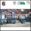 Horno rotatorio activado proyecto americano del carbón para los neumáticos de Pyrolyzed