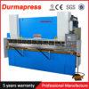 Prix hydraulique normal de machine à cintrer de plaque de la CE Wc67y-200t3200mm, dépliant hydraulique de feuille, machine de frein de presse