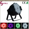 LED 18 PCs 5 In1 PAR Light met 5 Colors