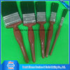 5PCS установило щетку краски черной щетинки смешивания нитей профессиональную