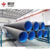 産業および農業の給水の排水および下水システムのための糖菓のHDPEの倍の壁の波形の管