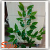 Ficus artificiale Leaves Made di Hand Soft Plastic