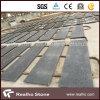 Het Leer van het Grijs van het Staal van het graniet beëindigt Countertops voor Keuken