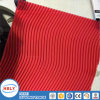 Feuille de polycarbonate de parasol de forme de S pour la serre chaude
