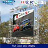 576X576mm Outdoor P6 LED Full Color LED Display per Fixed