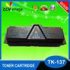 Тонер патрона принтера для KM2810, KM2820 (TK137)