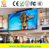 Color pieno P10 LED Display Screen per Semi-Outdoor Advertizing