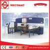 Máquina de perfuração mecânica da imprensa da torreta do CNC da movimentação Es300 do servo motor