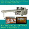 Le plastique remplaçable automatique horizontal de Xzb-450A administre le Palier-Type à la cuillère machine à emballer