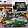 Interfaz video androide de la navegación del GPS para Mercedes-Benz una clase (NTG-5.0)