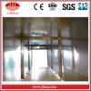 Soudé évider à l'extérieur la feuille en aluminium de configuration décorative avec le renfort