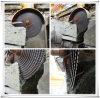 석판 (DQ2200/2500/2800)에 Sawing 화강암 또는 대리석 구획을%s 다중 잎 돌 구획 절단기
