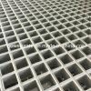 Решетка вогнутой поверхности отлитая в форму FRP