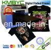기계를 인쇄하는 Byc 168 직물 직물 t-셔츠