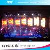 P6mm 축하를 위한 실내 풀 컬러 임대 단계 LED 스크린