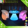 LED는 옥외 가구 의자를 도매로 불이 켜진다