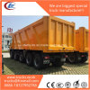 Op zwaar werk berekende 60tons aan de Vrachtwagen van de Stortplaats van de 80tons5axles 10X6 LHD Mijnbouw