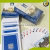 Cartões de jogo pretos do PVC da cor contínua