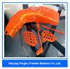 Vernice impermeabile arancione del rivestimento della polvere