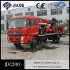 Большой снаряжение сверла добра воды Jdc300 установленное тележкой