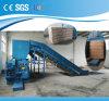 판지 &Plastic 필름 짐짝으로 만들 압박 기계를 위해 자동 장전식 Hbe120-110110