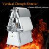 Prijs 520mm van de fabriek het Deeg Sheeter van de Vloer/van de Tribune voor de Lopende band van de Deklaag