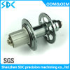 OEM ODM CNC Usinagem Componentes / peças usinadas / Bike Hub / SGS Certificate