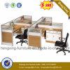 상한 사무실 책상 멜라민 사무실 분할 워크 스테이션 칸막이실 (HX-PT630)