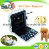 De Kleur Doppler van de Kliniek van de Dierenarts van het Gebruik van dieren 4D met Lage Prijs
