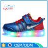 La luz luminosa de los zapatos de los hombres del LED se divierte el fabricante de las zapatillas de deporte en China