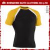 Protetores pretos populares do prurido do Mens das luvas do Short (ELTRGI-14)