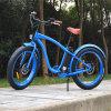 26 '' bici eléctrica del neumático gordo de la playa de 48V 500W para el hombre