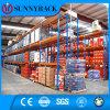 Шкаф паллета хранения пакгауза ISO9001 сверхмощный стальной