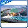 明確で膨脹可能なプールのドーム膨脹可能なカバー膨脹可能なプールカバー