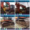 Máquinas escavadoras usadas de Hitachi Ex100 da máquina escavadora de Hitachi Ex100-1