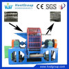 Linea di produzione di gomma della polvere trinciatrice del pneumatico della tagliatrice della gomma dello spreco
