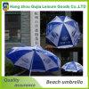 Ombrello di spiaggia esterno dello schermo di Sun del parasole con ' baldacchino grandi 8