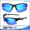 Óculos de sol de óculos de moda com óculos de plástico com proteção UV400