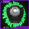 DMX DJ efectúan la pista móvil 200W del punto ligero de la viga LED