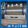 Dell'impianto di riciclaggio residuo di pirolisi del pneumatico