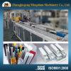 Perfil de plástico de PVC Máquina Extrusora