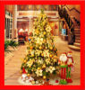 Nuovo Design Christmas Tree con il LED Lights Decoration