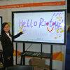 65 بوصة [ديجتل] تحاوريّ [لد] عرض [تووش سكرين] مدرّب الصين
