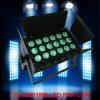 18X15W barato Rgbaw con la luz de la etapa del Barndoor DMX512