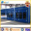matériel de propagation de cabine de porte de meubles de jet de peinture économique de cabine pour la peinture de bus