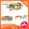 Heißes Sale Preschool Cheap School Plastic Kids Tables und Chairs für Sale